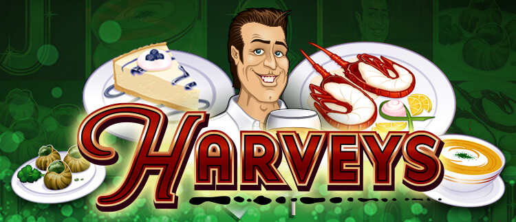 Harvey's oleh Microgaming Slot