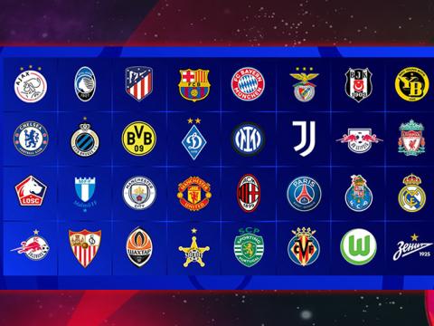 En Strendus apoya a tus equipos favoritos de la Champions League, visita nuestro Sportbook