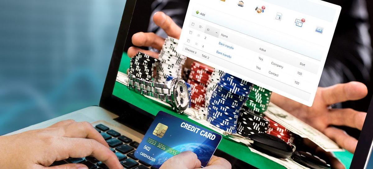 Taruhan terbaik Anda di permainan kasino online!